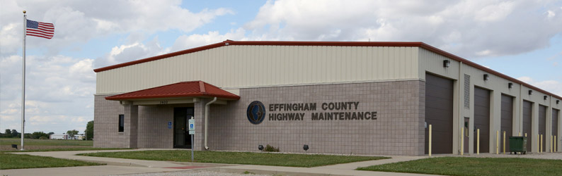 Effingham County Highway Maintenance Building